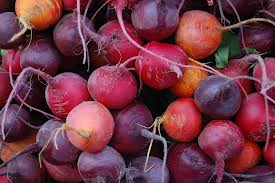 a bundle of beets!!