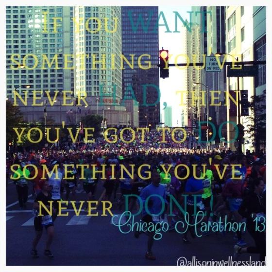 #motivationmonday If you WANT something, you've never HAD, then you've got to DO something you've never DONE!