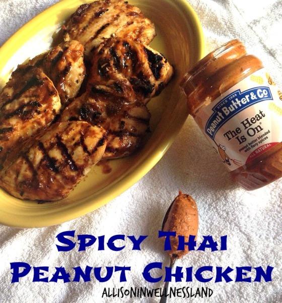 Thai Peanut Chicken