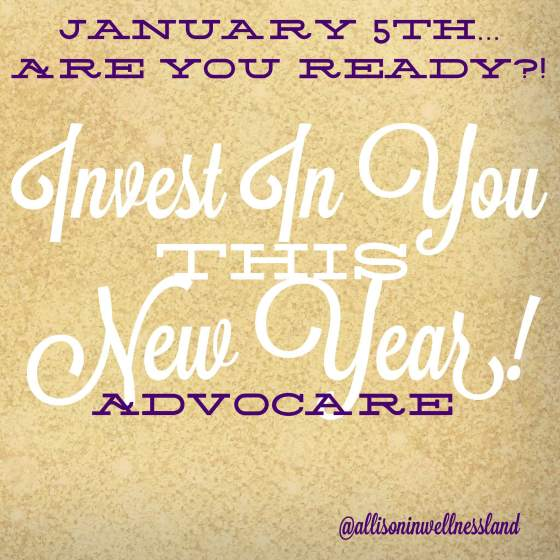 AdvoCare Jan 5th